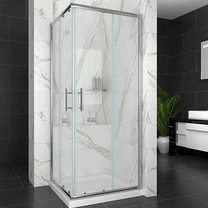 Corner Shower Enclosure – Elegant