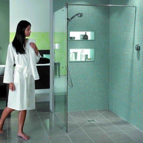 Wet Room Shower Base – Kudos