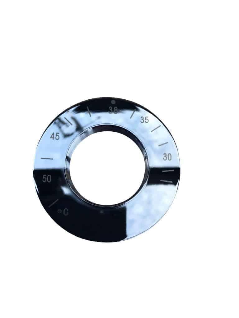 Aqualux Temperature Faceplate