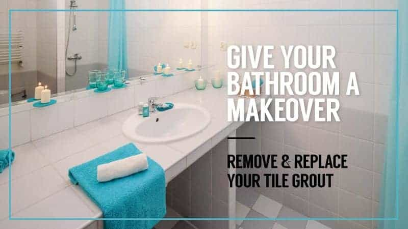 Awesome Give Your Bathroom A Makeover Remove Replace Your Tile Grout Download Free Architecture Designs Intelgarnamadebymaigaardcom