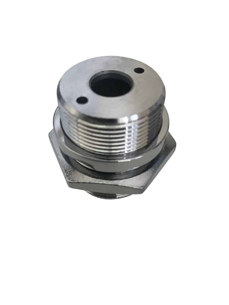 Threaded Barrel for On/Off Valve