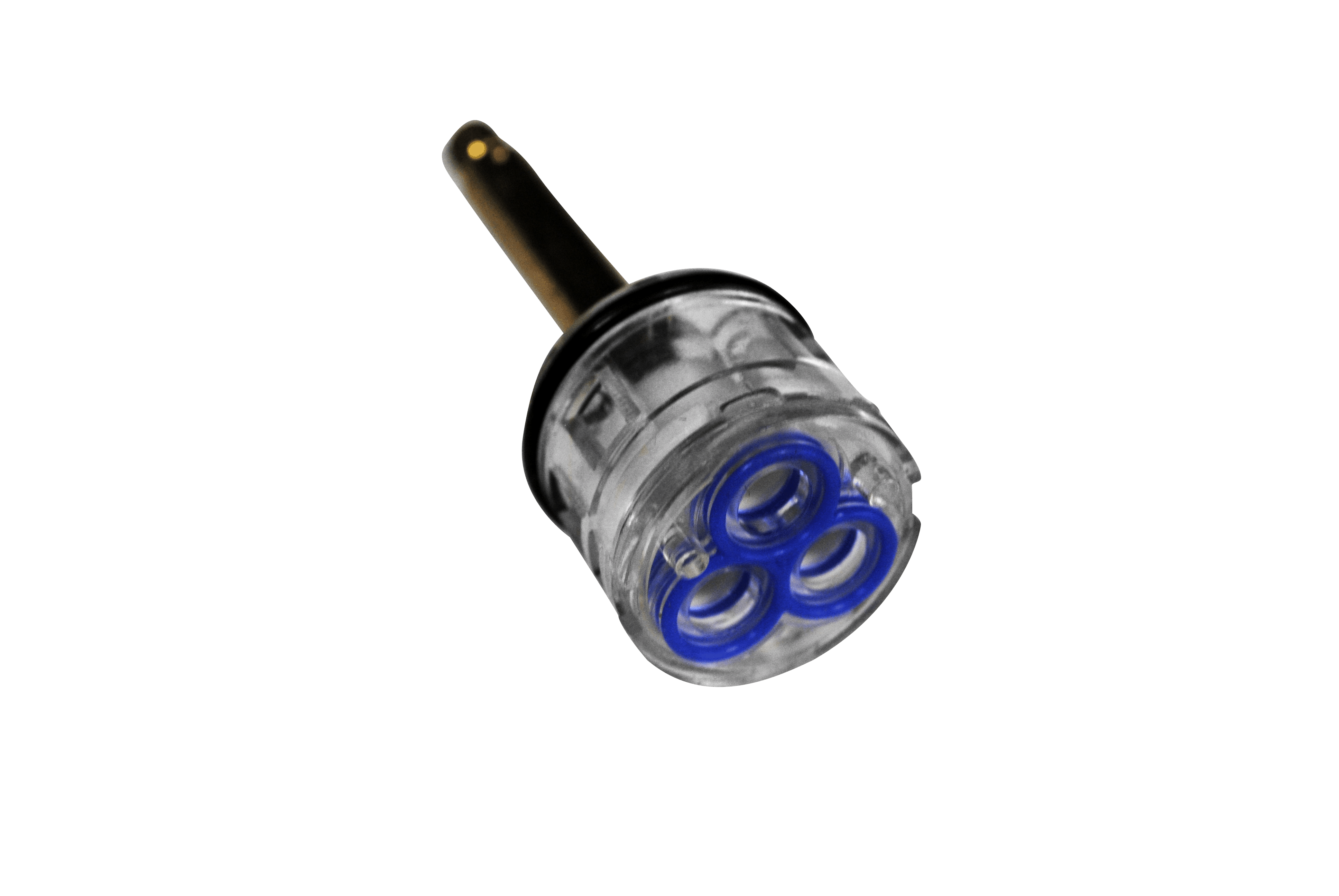33mm - 3 Way Diverter Core - Replacement 3 Output Diverter Selector