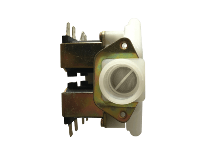 Válvula solenoide de 4 vías para cabinas de vapor y ducha