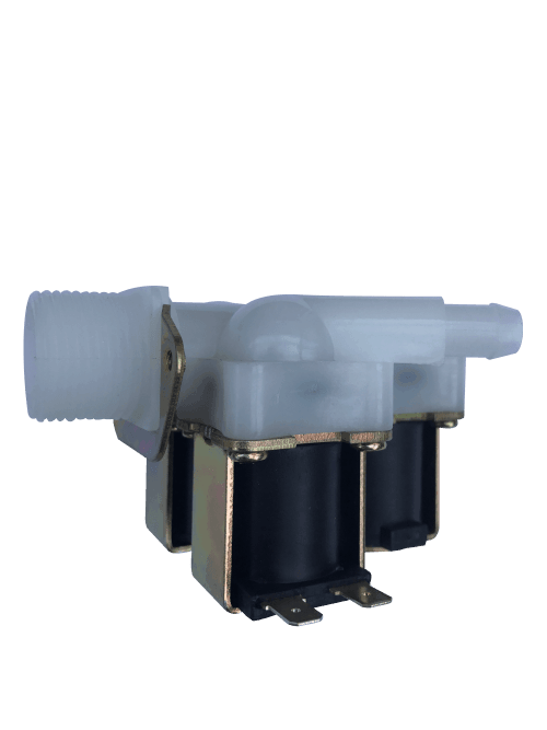 3-Way Solenoid Valve for Steam and Shower Cabins