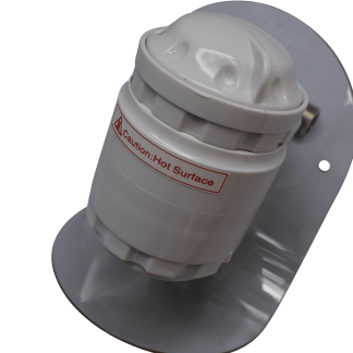 Aqualux Steam Pod Barrel Kit, Florenta SFP291