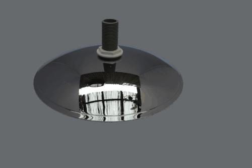 Aqualux Monsoon Shower Head 20 cm - Florenta Steam Shower SFP283