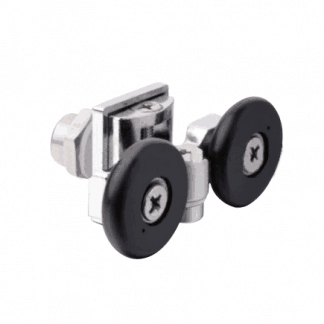 Twin Shower Door Roller Wheels - Model 057