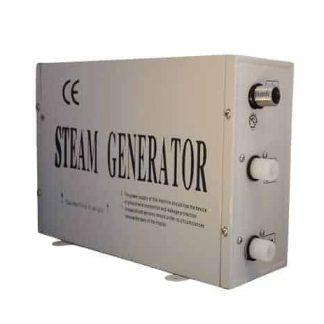 TR016 Steam Generator & Eectronics