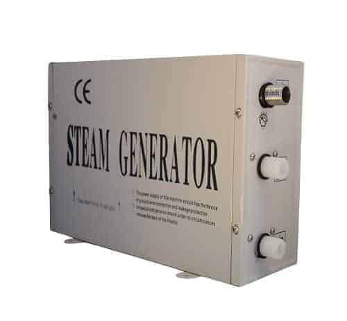 TR016 Steam Generator & Eectronics