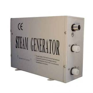 TR021 Steam generator & elektronikk