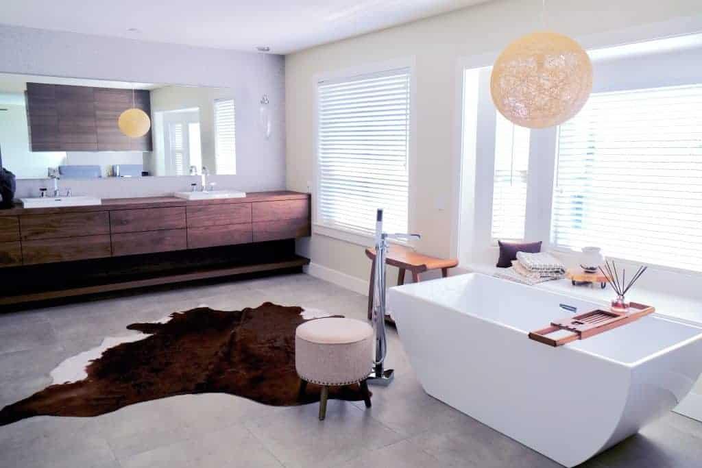 Bathroom carpets