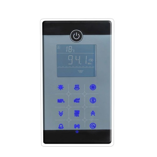 MK117 Touch Screen Control for Steam Showers
