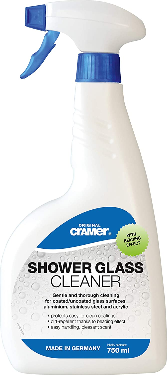 cramer shower glass cleaner