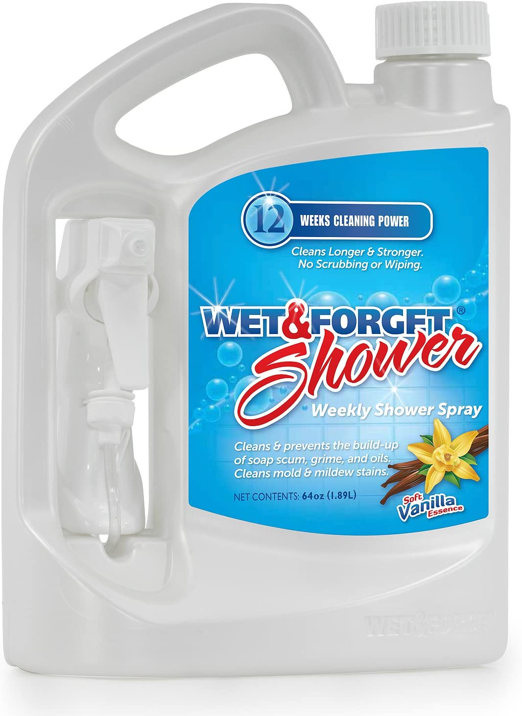 wet & forget shower clean