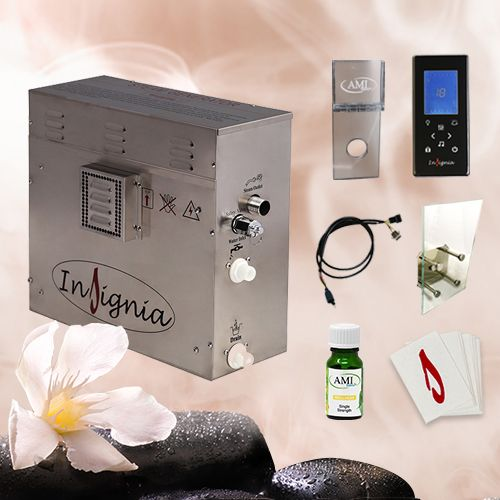 Insignia 6KW Steam generator Kit