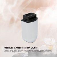 Insignia Premium Steam Outlet
