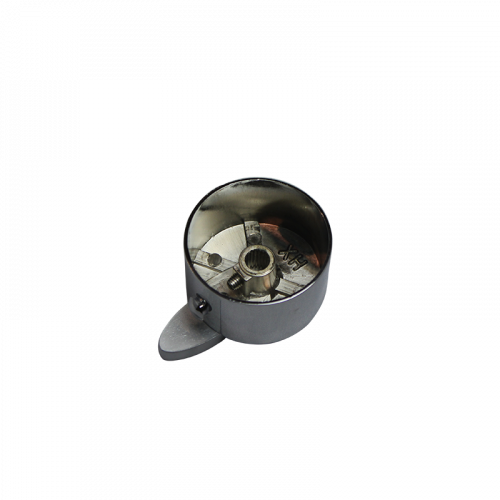 Replacement shower mixer Dial knob model 7065 rear view