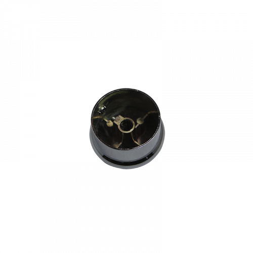 Replacement dial knob for shower mixers Model 7076 - Rear view