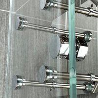 Glass Steam Guard closeup