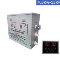 4.5Kw-15Kw Steam generator pick