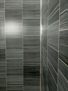 Executive Grey Tile Effect close