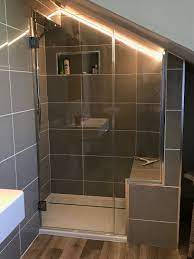 make loft shower comfortable