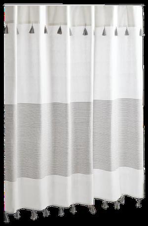 Campanella stripe cotton single shower