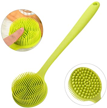 Ithyes silicone body brush